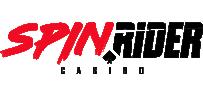 Spinrider casino med spelautomater för alla logo